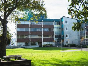 Taikura School Building block